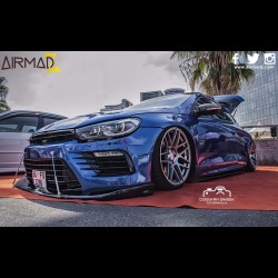 Volkswagen Scirocco - Air Ride Kit