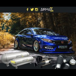 Honda Civic FC5 - Air Ride Kit
