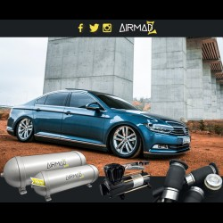 VW PASSAT B8 - Air Ride Kit