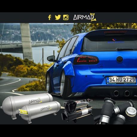 Volkswagen Golf - Air Ride Kit