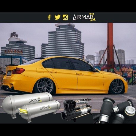 BMW F30 Series - Air Ride Kit