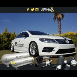 VW PASSAT CC - Air Ride Kit