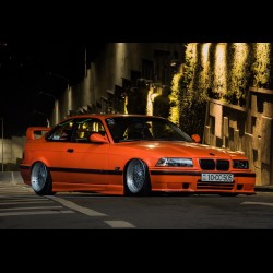 BMW E36 - Air Ride Kit